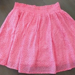 Old Navy Skirts - Old Navy coral skirt